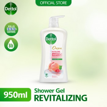 Dettol Shower Gel Onzen Revitalising 950g