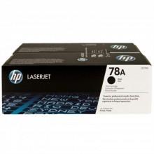 HP 78AD Black Dual Pack LaserJet Toner Cartridges (CE278AD)