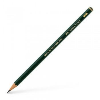 Faber-Castell 9000 Graphite Pencil F