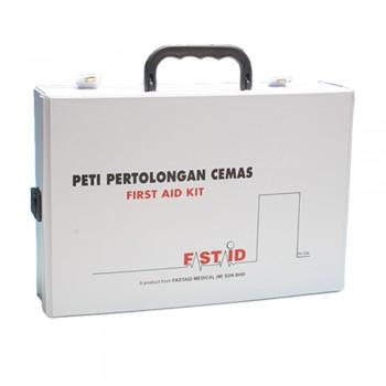 First Aid Kit PV-1304 Complete Set (31.2cm X 21.3cm X 8 cm)
