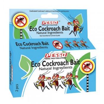 Pesso Eco Cockroach Bait 2 pcs