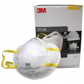 3M 8710E Dust/Mist Respirators