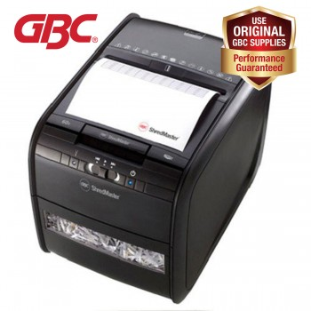 GBC Auto+ 60X Document Shredder (Tray) (Item No: G07-05) A7R1B22