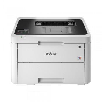 Brother HL-L3230CDN Network Colour LED Printer, Duplex Mobile Print