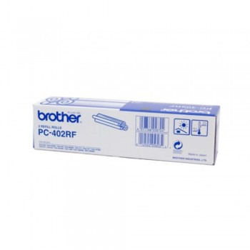 Brother PC402RF Fax Ink Film (2 Films)