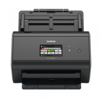 Brother ADS-2800W - WLAN, 3.7 LCD TouchScreen Document Scanner
