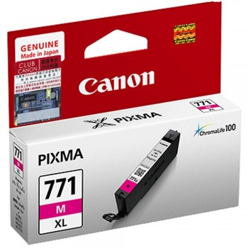 Canon CLI-771 XL Magenta Dye Ink Tank (10.8ml)