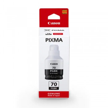 Canon GI-70 Black Ink Cartridge