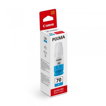 Canon GI-70 Cyan Ink Cartridge