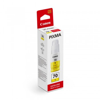 Canon GI-70 Yellow Ink Cartridge