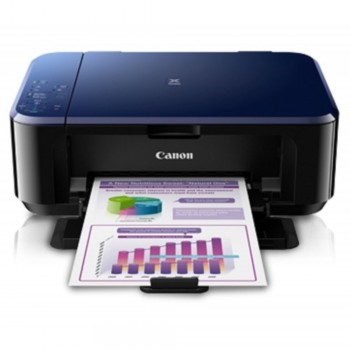 Canon PIXMA E560 - A4 3-in-1 Print Scan Copy Wireless Inkjet Printer