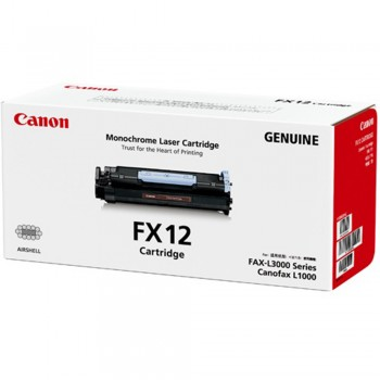 Canon FX12 Laser Fax/MFP Toner (4,500 pgs)