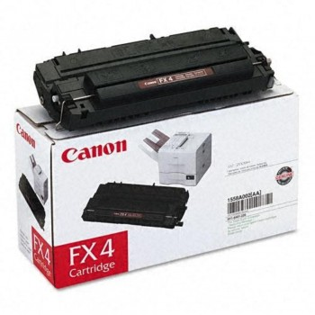 Canon FX4 Toner Cartridge (Discontinuation-while stock last)