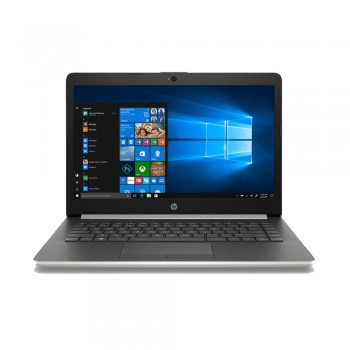 "HP 14-CK0100TU 14"" Laptop - i3-7020U, 4gb ddr4, 1tb, Intel, W10, Silver"