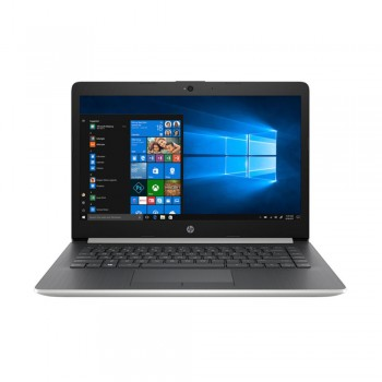 "HP 14-CM0010AX 14"" Laptop - Amd Ryzen 3-2200U, 4gb ddr4, 1tb, Amd 520 2GB, W10, Silver"