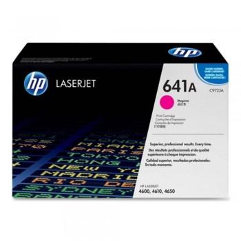 HP 641A Magenta LaserJet Toner Cartridge (C9723A)