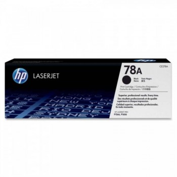 HP 78A Black LaserJet Toner Cartridge (CE278A) [644808]