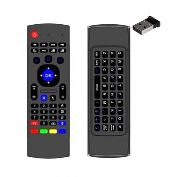 Air Mouse With Keybord