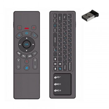 Air Mouse With Keybord & Touchpad