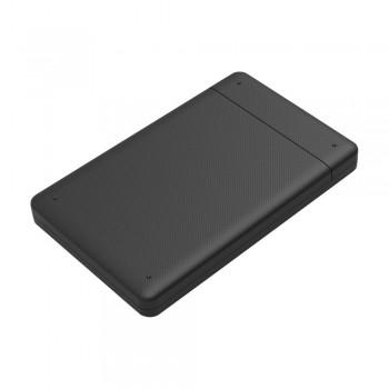"Orico 2577U3 2.5"" USB 3.0 Portable HDD Enclosure - Black"