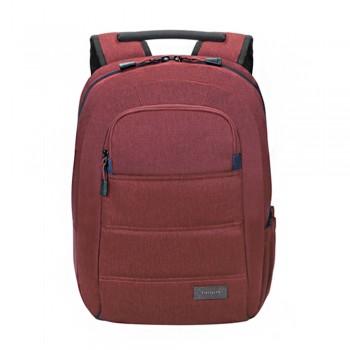 TARGUS BP15 GROOVE X Refresh Laptop Backpack MAROON TSB82705
