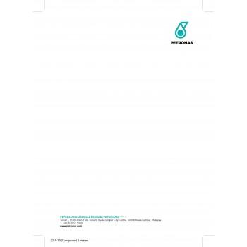 CUSTOM PRE-ORDER PETRONAS Letterhead A4 100g  500sheets (1-2 REAM)