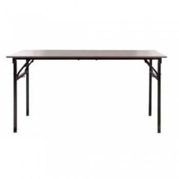 Foldable Table  FT25 - 600W x 1500L x 16H mm (Item No: G05-58)