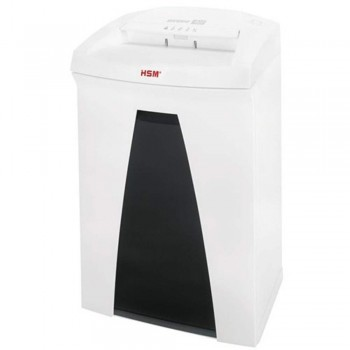 HSM SECURIO B22S Document Shredder - 3.9mm - Strip-Cut - 18 sheets 70gsm paper - 33L