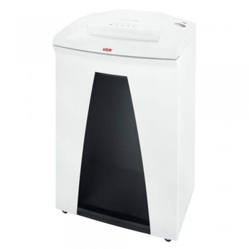 HSM Securio B34S Document Shredder - 3.9mm - Strip-Cut - 30 sheets 70gsm paper - 100L