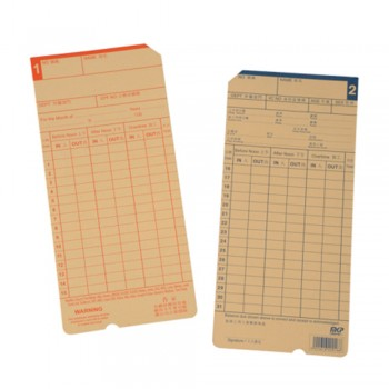 Timi WS Time Card 100sheets