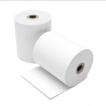 Paper Roll Thermal - 80mm x 60mm x 12mm (100 rolls/box)
