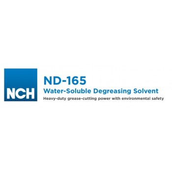 NCH ND-165 Water-Soluble Degreasing Solvent