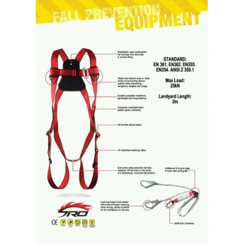 SRO SAFETY HARNESS