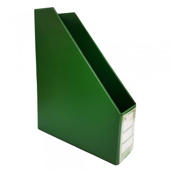 "CBE 412 3"" PVC Box File (A4)-green (Item No: B10-114)  A1R5B78"