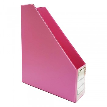 "CBE 412 3"" PVC Box File (A4)-pink (Item No: B10-114) A1R5B78"