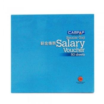 Campap Ca3817 Salary Voucher 50'S