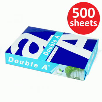 Double A Paper 70gsm - A4 size - 500 sheets