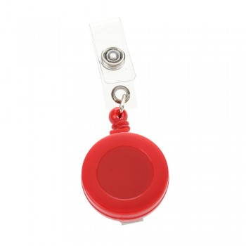 Yoyo Name Badge Clip 10pcs/packet - Red