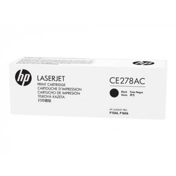 HP 78A Black LaserJet Toner Cartridge (CE278AC)