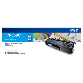 Brother TN-359 Cyan Super High Toner