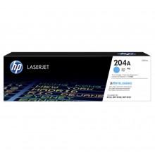 HP 204A Cyan LaserJet Toner Cartridge