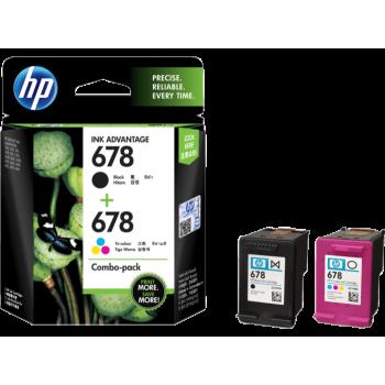 HP 678 Combo pack (L0S24AA)