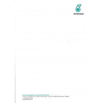 CUSTOM PRE-ORDER PETRONAS Letterhead A4 100g  500sheets (5  REAM above)
