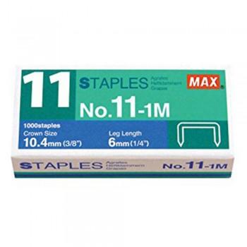 Max Staples 11-1M
